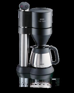 Ausführlicher Bericht zur Severin Cafe Caprice Kaffeemaschine